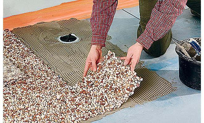 Unterschiedlich Bodengleiche Dusche einbauen | selbst.de WF18
