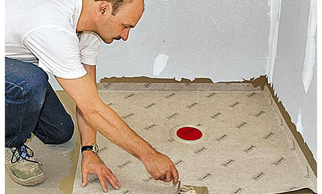 Bodengleiche Dusche einbauen | selbst.de | {Bodengleiche duschwanne einbauen 52}