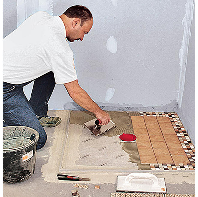 Bodengleiche duschwanne einbauen  Bodengleiche Dusche selber bauen | selbst.de