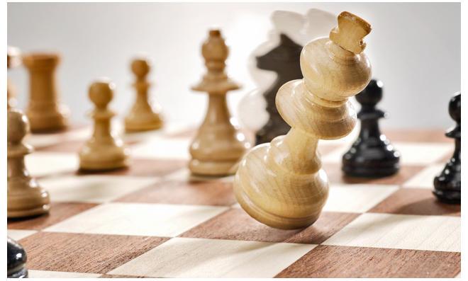 Schachbrett selber bauen
