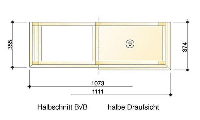 Neu Bücherregal selber bauen   selbst.de JL32