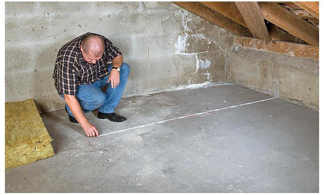 Welcher Fußboden Im Dachboden ~ Dachboden zum abstellen welcher bodenbelag selbst diy forum