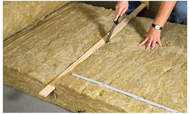 Fußboden Dämmen Anleitung ~ Dachboden dämmen selbst