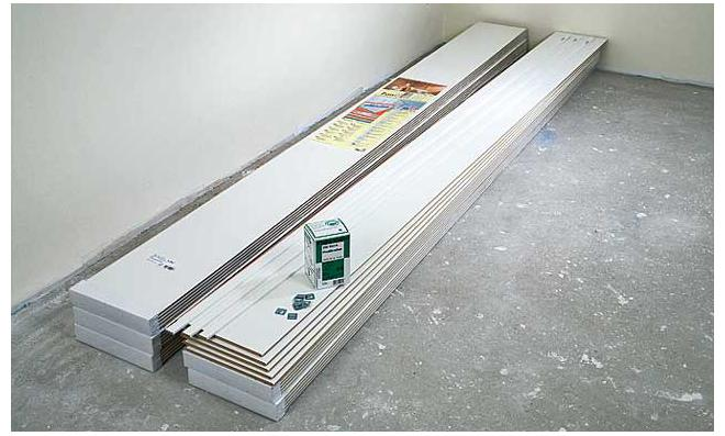 Deckenprofil-Paneel