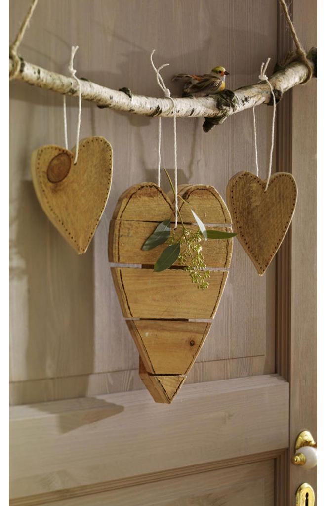 Herz Aus Holz Basteln