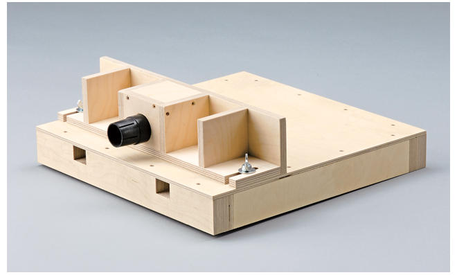 frstisch fr die oberfrse bauanleitung zum selber bauen diy. Black Bedroom Furniture Sets. Home Design Ideas
