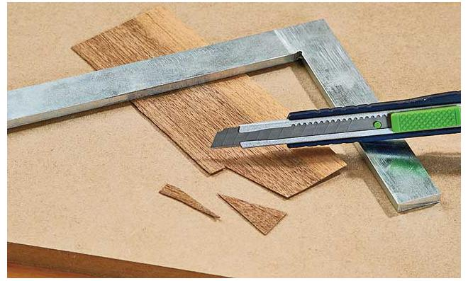 Furnier Löst Sich Vom Holz furnier reparieren selbst de