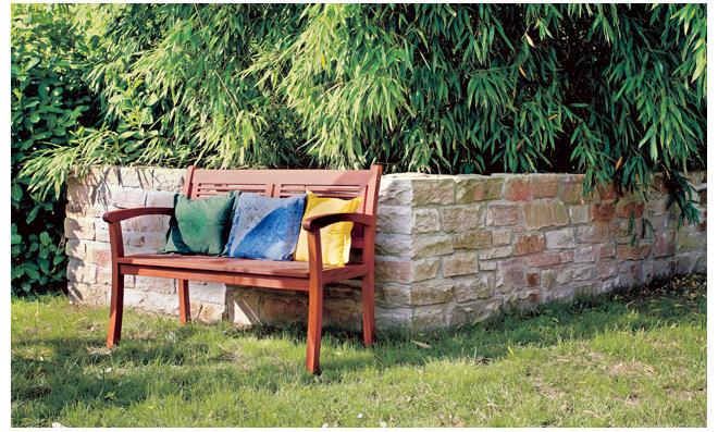 Outdoor Küche Steinmauer : Steinmauer selbst