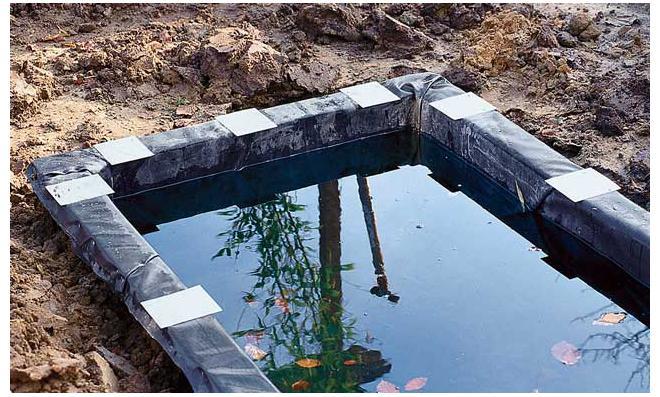 wasserbecken garten beton, wasserbecken | selbst.de, Design ideen
