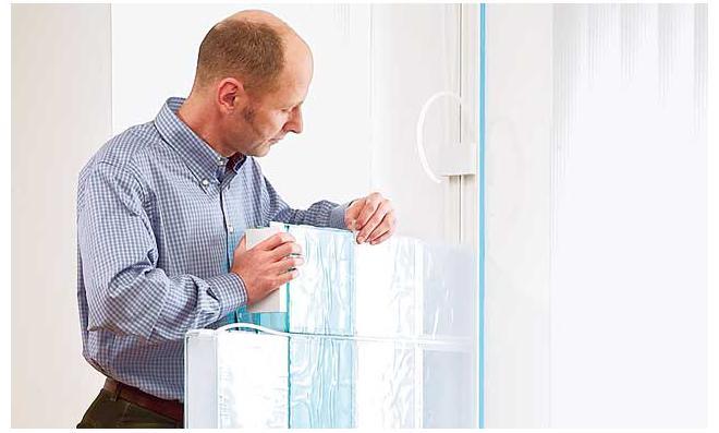 Glasbausteine dusche led  Glasbausteine Duschwand | gispatcher.com