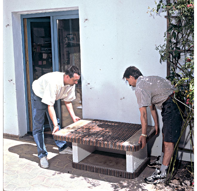 grillkamin bauen | selbst.de, Gartenarbeit ideen