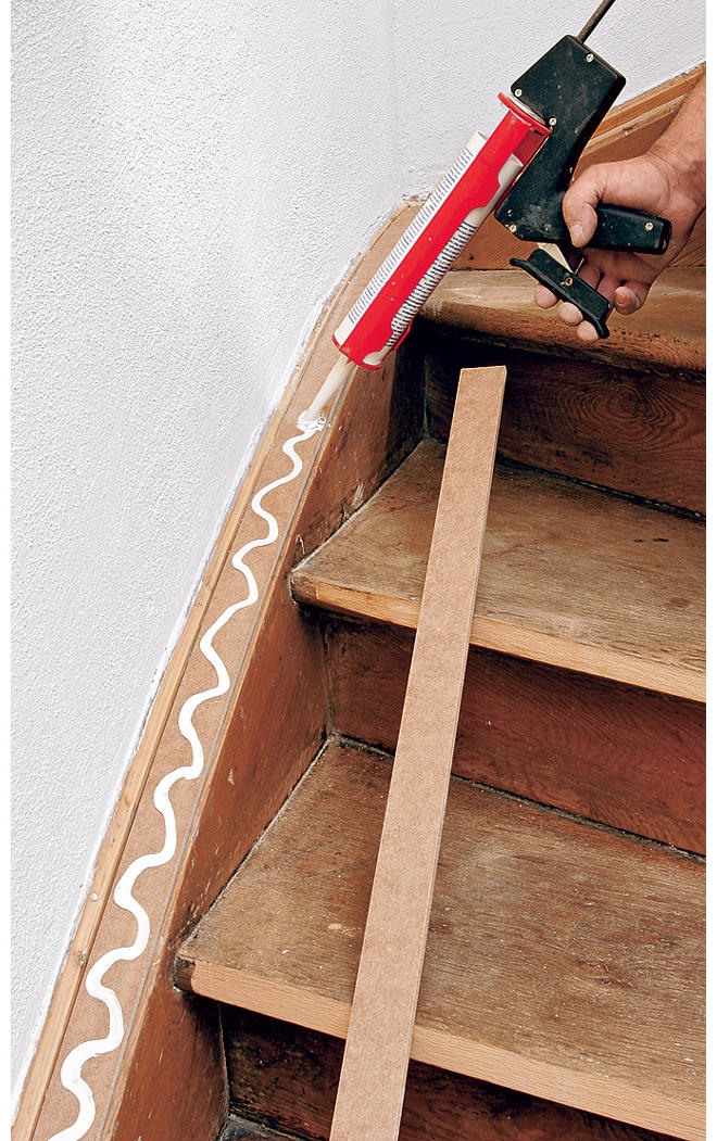 Holztreppe Verschönern holztreppe renovieren selbst de