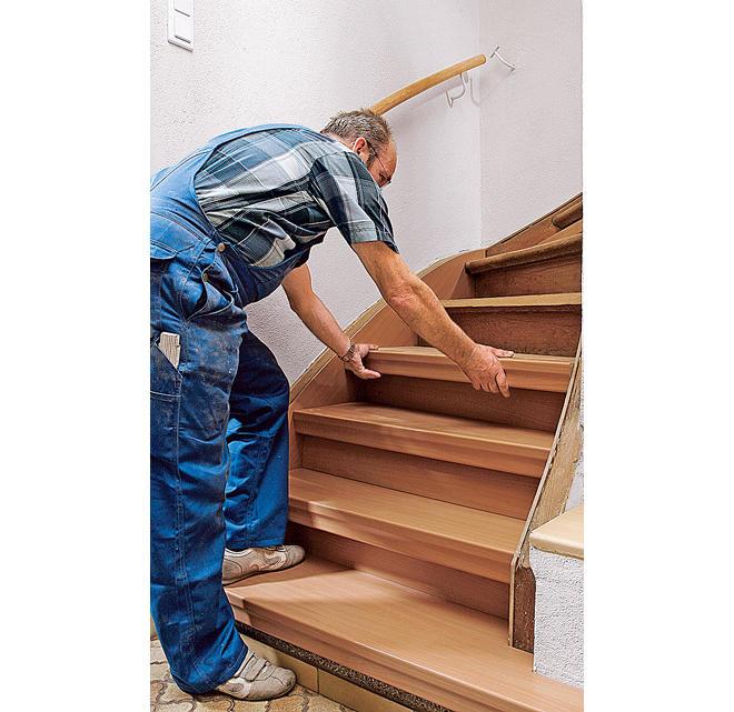 Holztreppe Putzen holztreppe renovieren selbst de