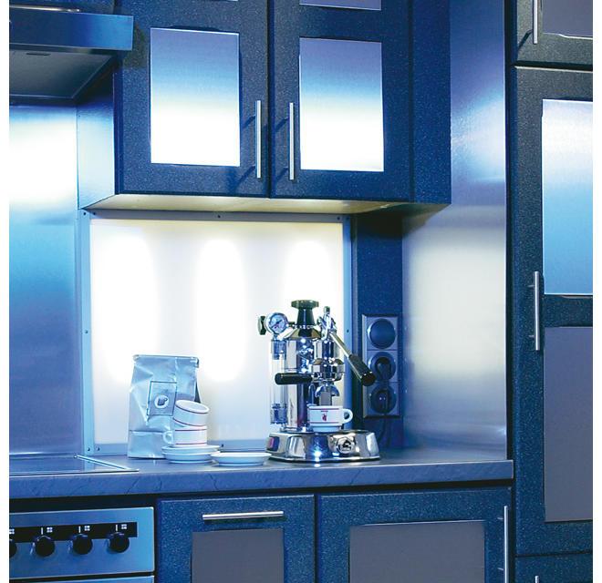 Küchenrückwand Beleuchtet | Selbst.De