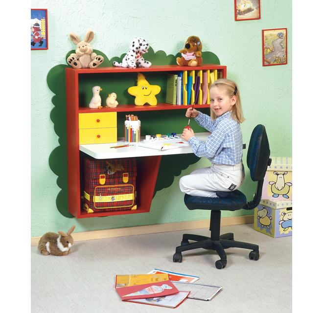 Ein Schreibtisch fürs Kinderzimmer | selbst.de