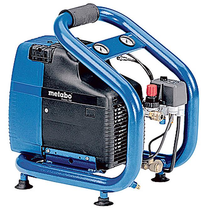 Druckluft: So funktioniert ein Kompressor