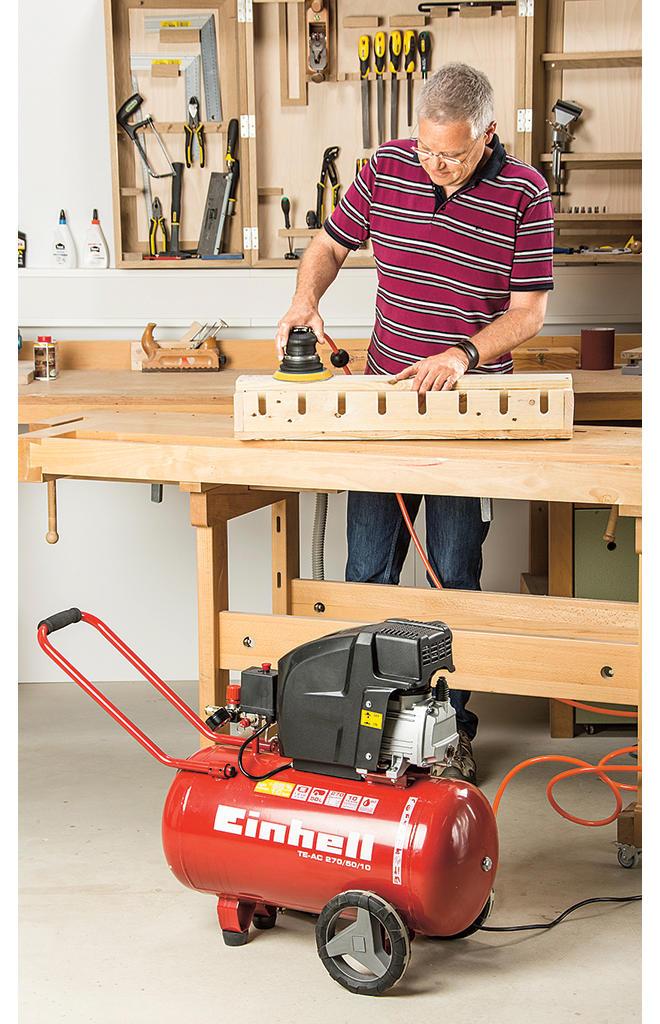 Extrem Heimwerker-Kompressor | selbst.de ON17