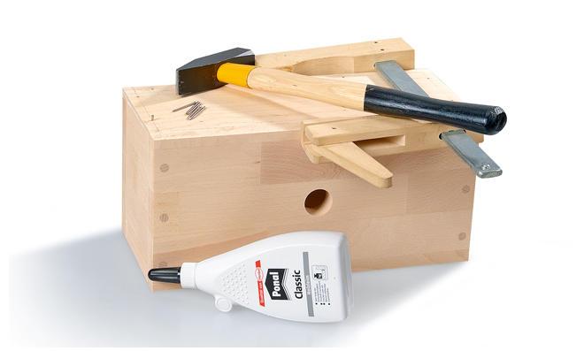 Küchenrollenhalter bauen | selbst.de