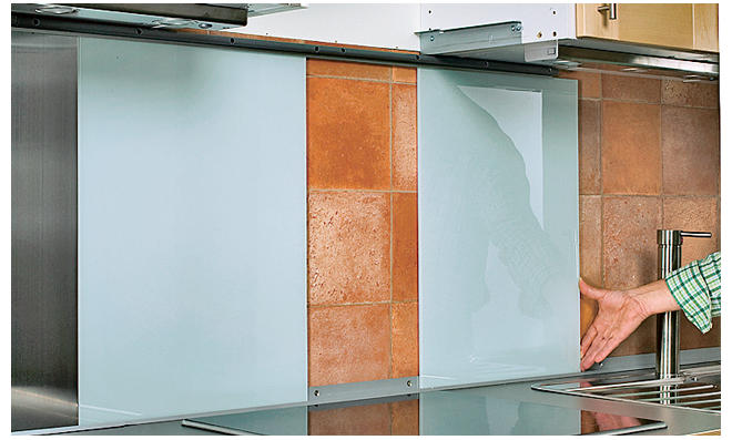 Küchenrückwand aus Glas | selbst.de