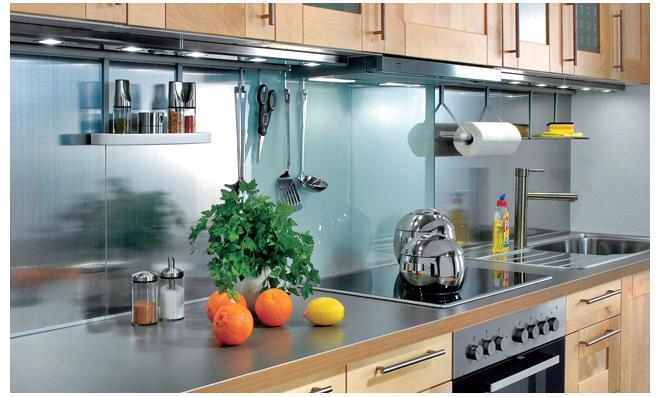 Küchenrückwand ikea  Küchenrückwand aus Glas | selbst.de