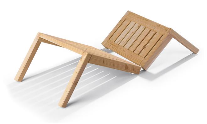liegestuhl selber bauen gallery of strandliege selber. Black Bedroom Furniture Sets. Home Design Ideas