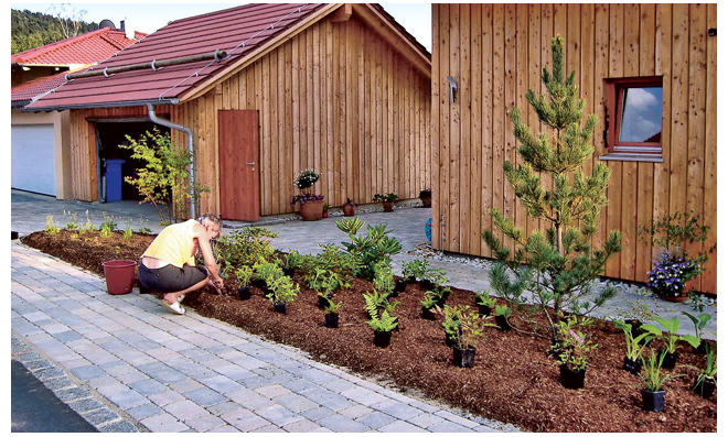 Pflegeleichter Garten pflegeleichter garten selbst de