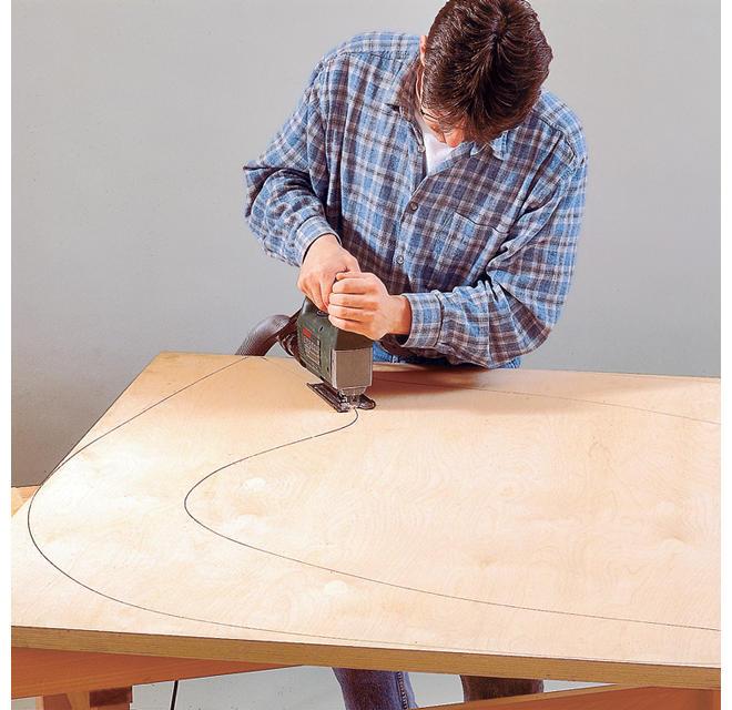 Relaxliege selber bauen  Saunaliege aus Holz | selbst.de