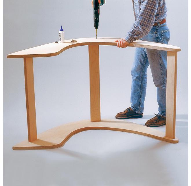 Saunaliege aus Holz | selbst.de