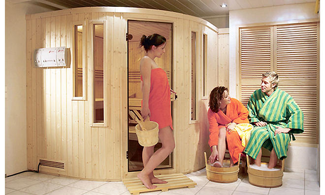 Sauna Im Keller Selbst De