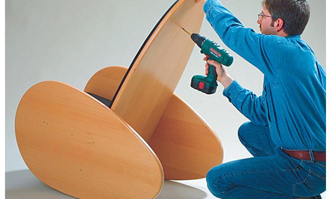 Schaukelstuhl selber bauen - Schaukelstuhl selber bauen ...