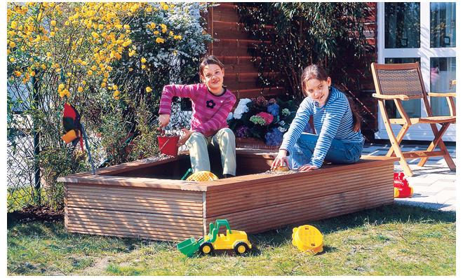 Klettergerüst Holz Streichen : Kinderspielgeräte selbst.de
