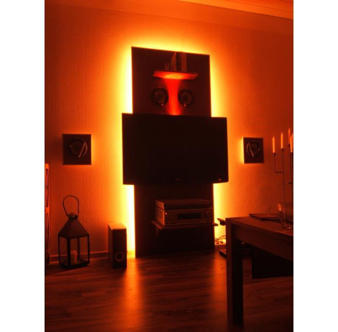 tv paneel media m bel. Black Bedroom Furniture Sets. Home Design Ideas