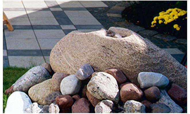 Quellsteinbrunnen | Selbst.De