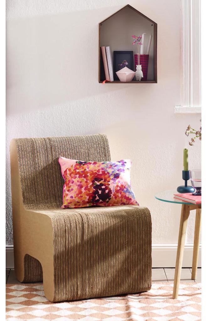 sessel basteln. Black Bedroom Furniture Sets. Home Design Ideas