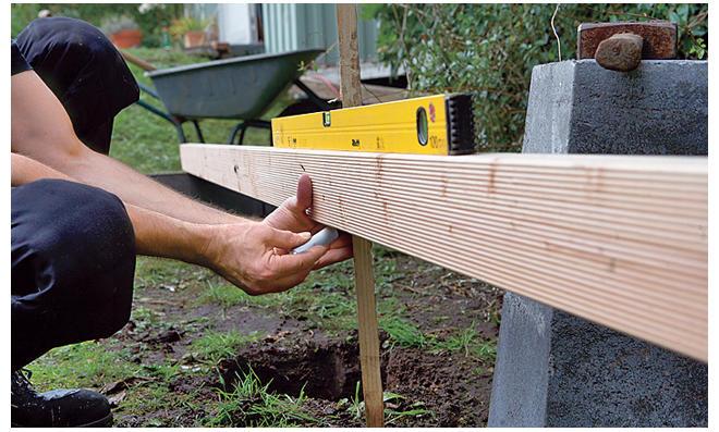 Holzterrasse bauen | selbst.de