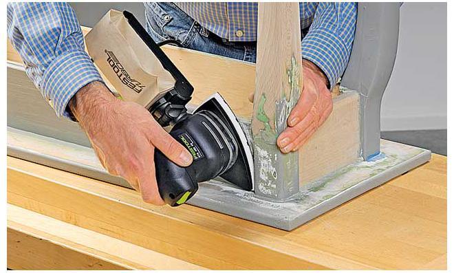 Tisch Abschleifen tisch lackieren selbst de