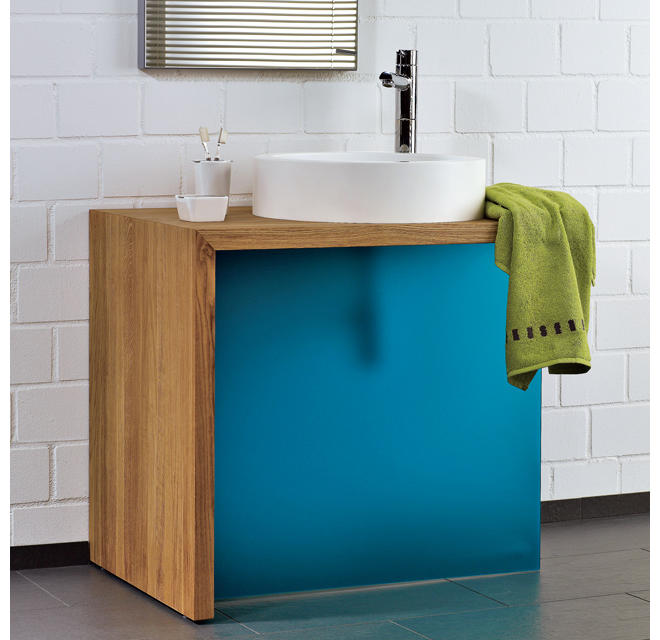 Holz waschtisch - Waschtischplatte selber bauen ...