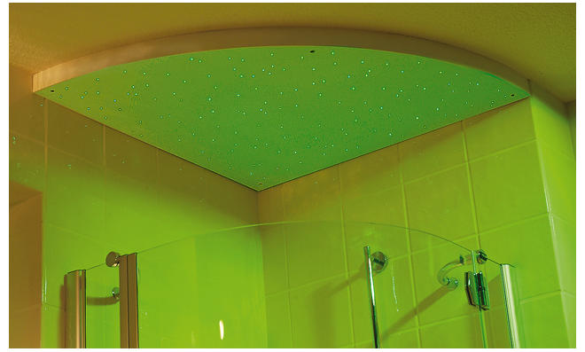 Bad-Beleuchtung: Sternenhimmel | selbst.de