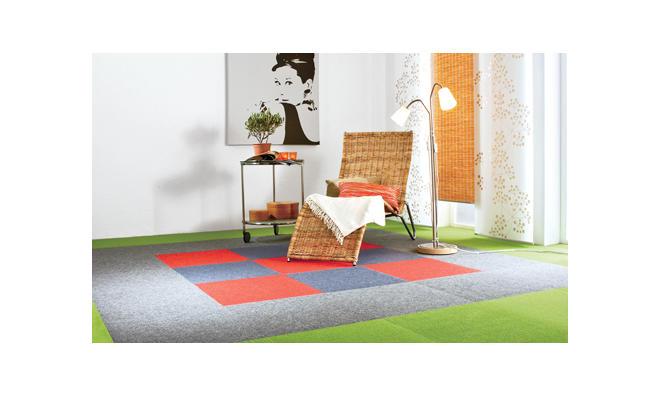 Fußboden Lose Verlegen ~ Teppichfliesen verlegen selbst