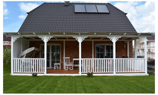 Userprojekt garten balkon for Amerikanische veranda