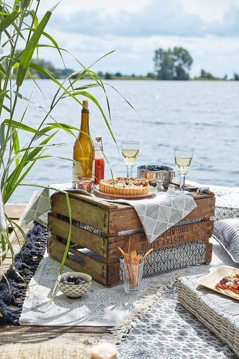 Picknick-Kiste