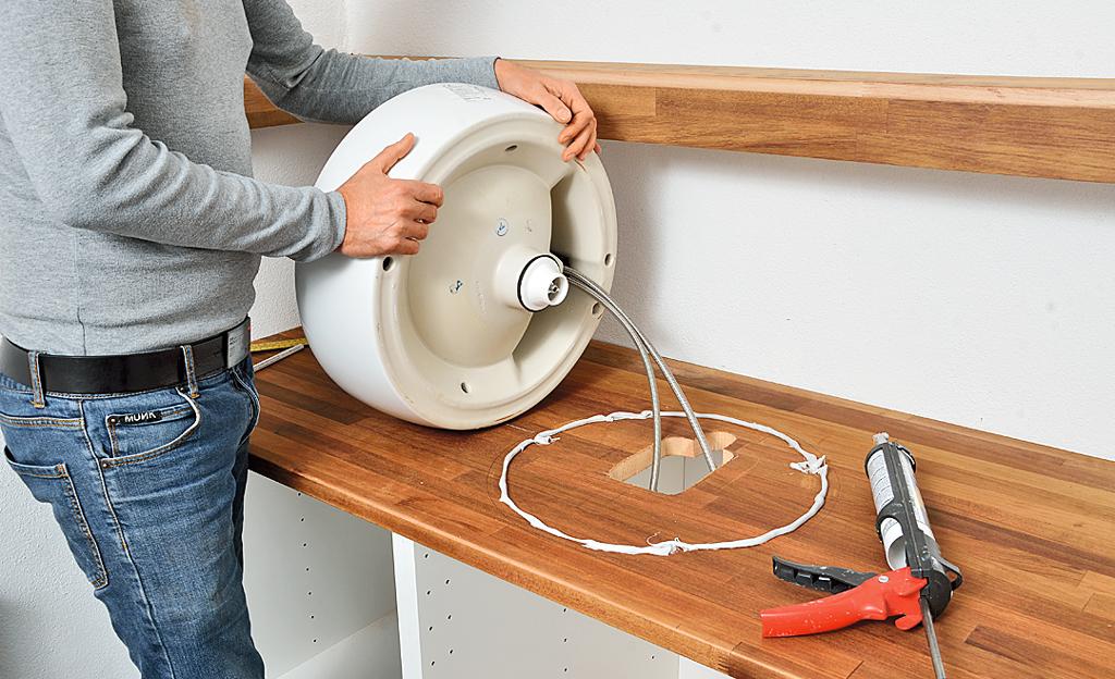 Bevorzugt Waschbeckenunterschrank | selbst.de KR14