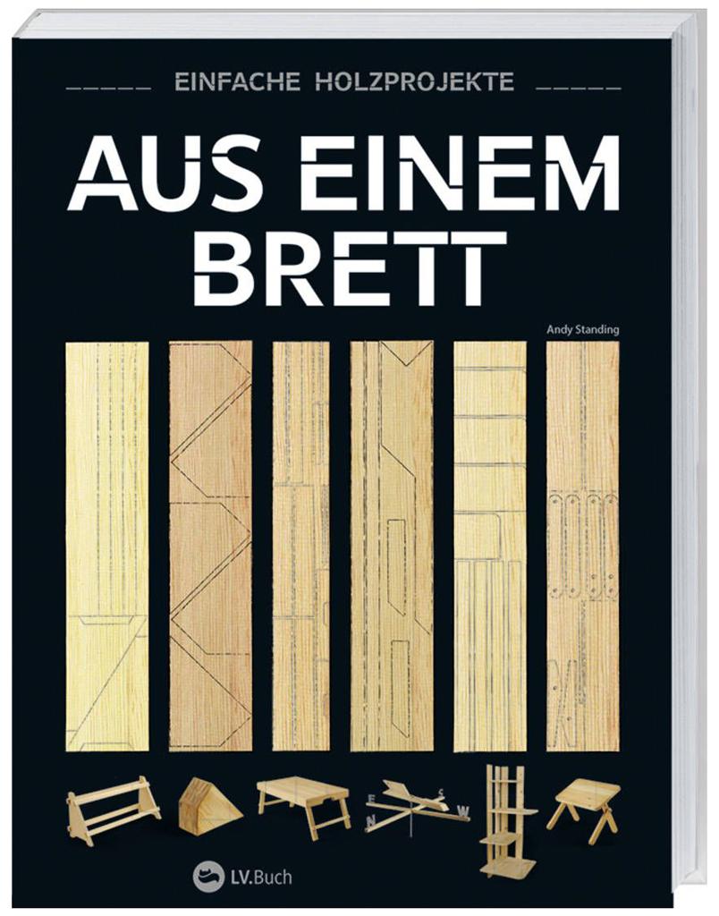 Buch: Aus einem Brett