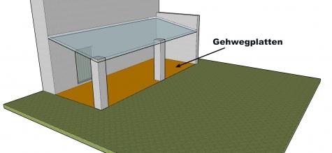 Terrasse Erweitern Und Anheben Selbst De Diy Forum