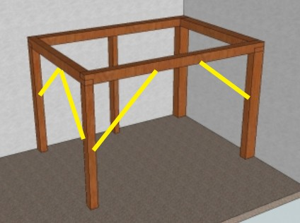 hochbett aus ikea broder diy forum. Black Bedroom Furniture Sets. Home Design Ideas