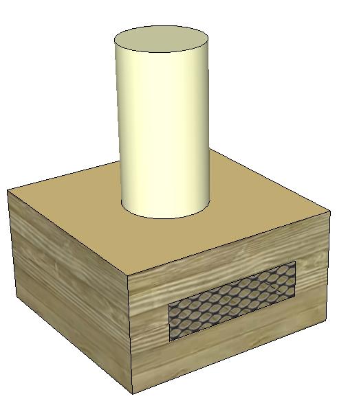 led deckenlampe selber bauen feuerfestes material diy forum. Black Bedroom Furniture Sets. Home Design Ideas