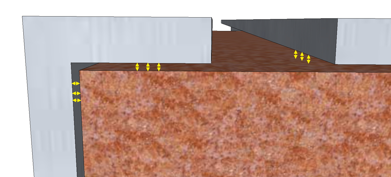 r d f hrunschienen f r die arbeitsplatte diy forum. Black Bedroom Furniture Sets. Home Design Ideas