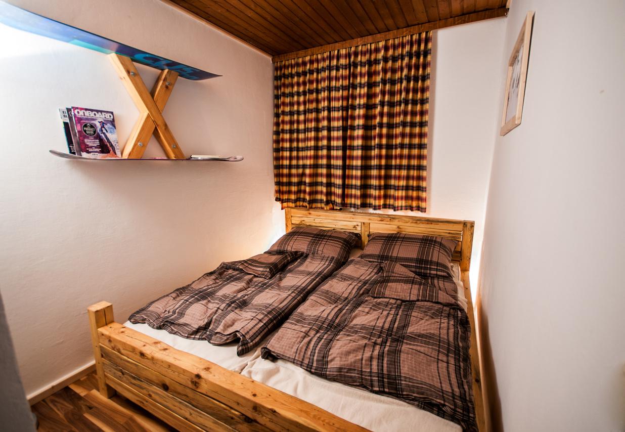 Hochwertig Siehe Bilder: Bett Rustikal(2)