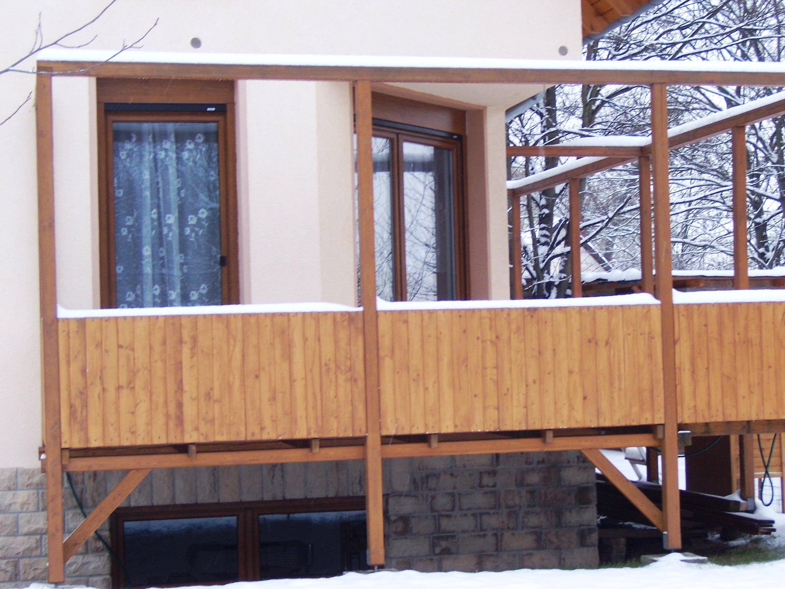 Terasse Auf Stelzen Affordable Terrasse Auf Stelzen Am Hang Haus Am