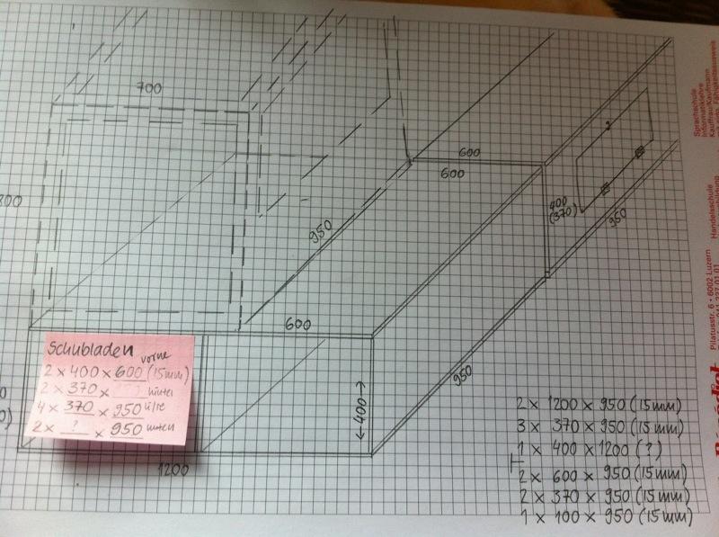 holzwahl f r schubladenunterbau in fahrzeug diy forum. Black Bedroom Furniture Sets. Home Design Ideas